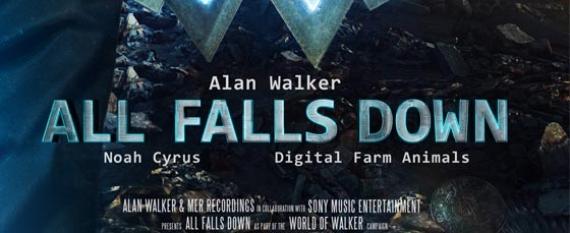 Alan Walker All Falls Down
