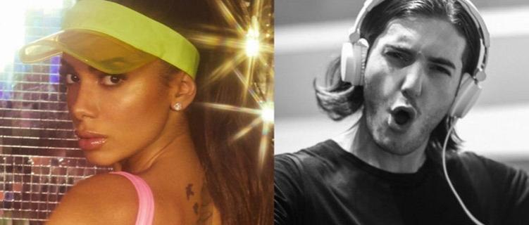 Anitta confirma parceria com Alesso e clipe será gravado na Amazônia