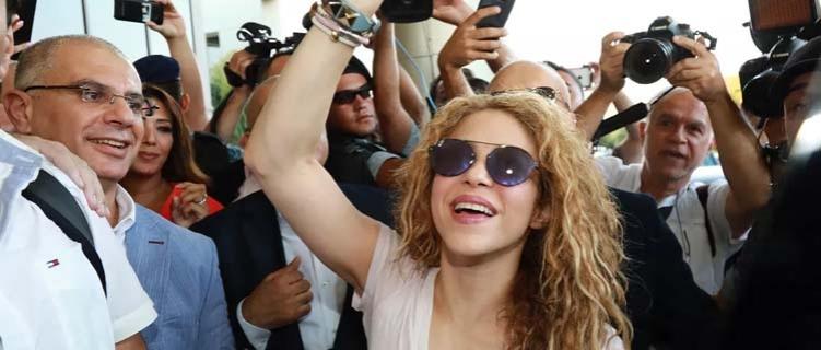 Shakira prepara série na web para contar detalhes de sua vida