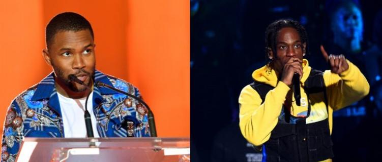 Após treta com Nicki Minaj, Travis Scott é alvo de briga judicial com Frank Ocean