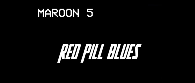 "Maroon 5 anuncia novo álbum, ""Red Pill Blues"""