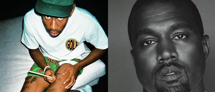 Tyler, The Creator revela qual música do Kanye West o faz chorar!
