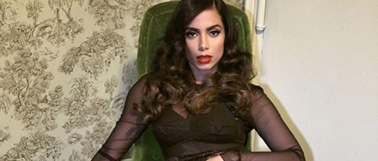 De todos os popstars do mundo, Anitta é a segunda com o Stories mais visto