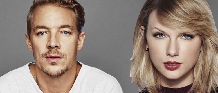 Diplo pede calma aos fãs da Taylor Swift e bloqueia comentários no Instagram