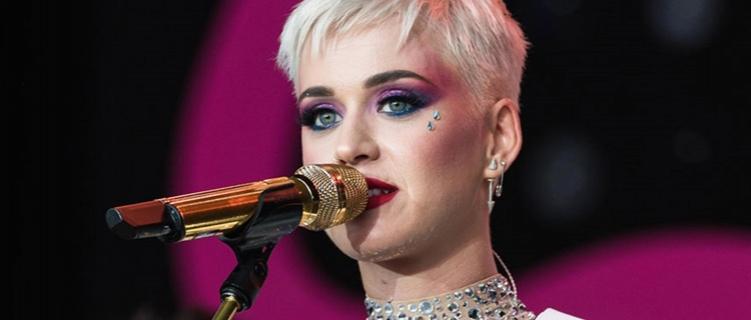 Show de Katy Perry no Rio de Janeiro muda de local