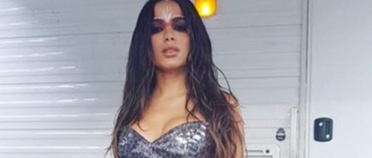 Anitta está gravando novo clipe com J Balvin na Colômbia