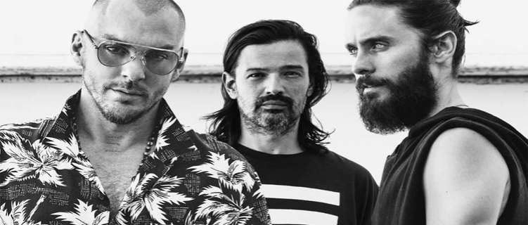 Tomo Miličević, guitarrista do Thirty Seconds to Mars, deixa a banda