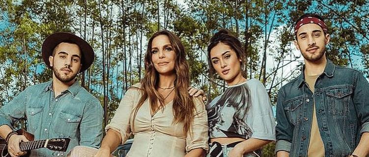 Ivete Sangalo tá de volta em parceria com Melim; ouça Um Sinal!