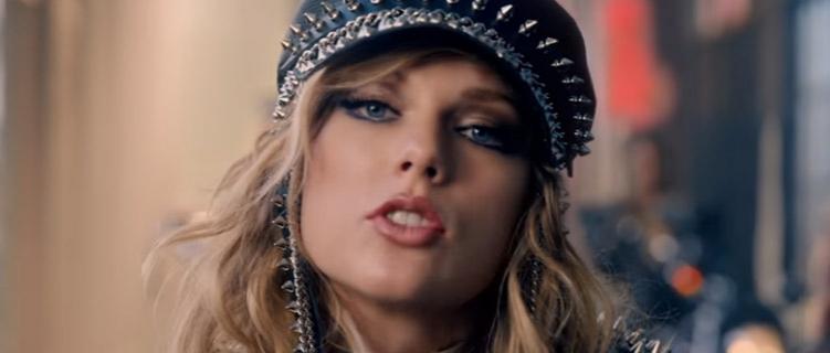 "Taylor Swift conseguiu barrar ""Despacito"" na Billboard"