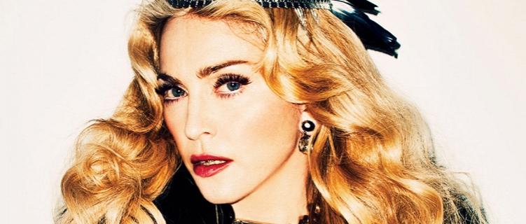 Madonna vem ao Brasil no fim deste mês (mas não para cantar)!
