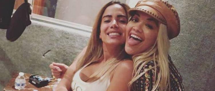 Let You Love Me, novo single de Rita Ora com participação da Anitta, sai no fim do mês!
