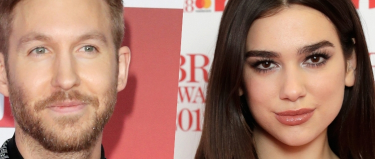 O novo single do Calvin Harris vai ser mesmo com a Dua Lipa!