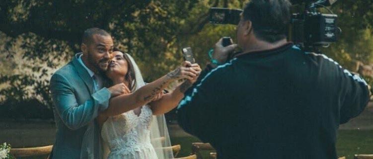 """Demi vai casar com Jesse Williams, o Avery de """"Grey's"""", em seu novo clipe"""