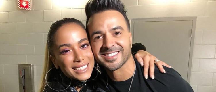 Luis Fonsi revela que adoraria gravar música com Anitta