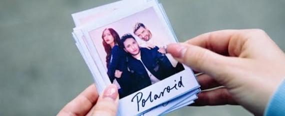 Jonas Blue Polaroid