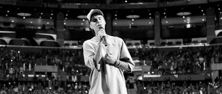"""""""Purpose"""": álbum de Justin Bieber completa 150 semanas na Billboard 200"""