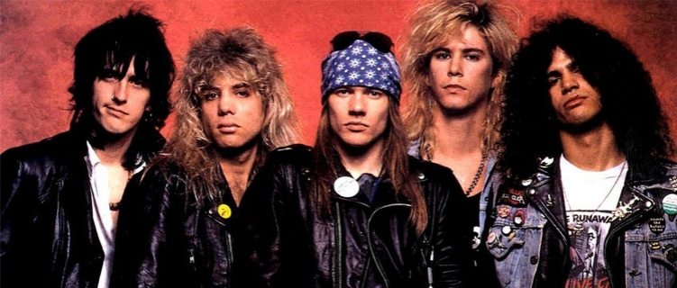 Novo álbum do Guns N' Roses? Slash diz que pode acontecer