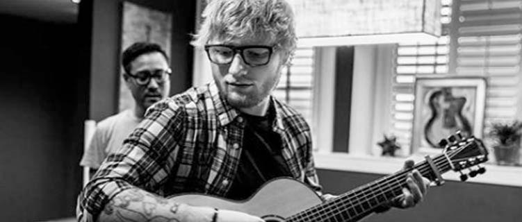 Música de Ed Sheeran foi inspirada em morte de amigo do cantor; vem saber qual!